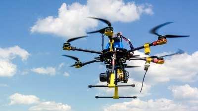 Drona FAE 750 Hexa - BEETLE