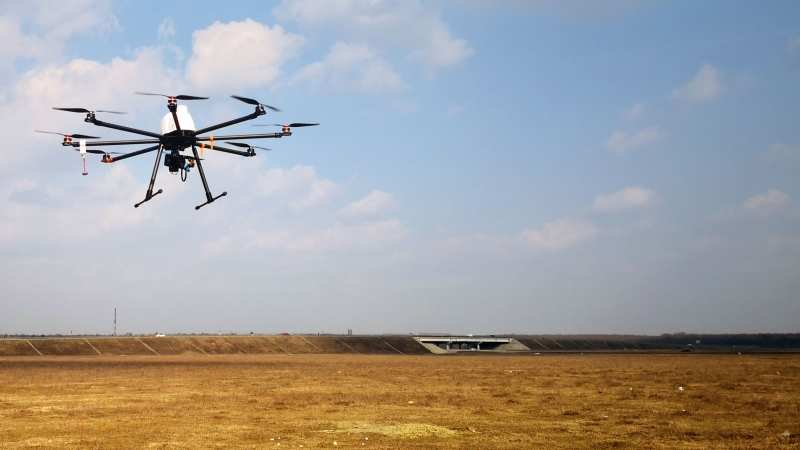 Drona FAE 1115 Octa - PREDATOR