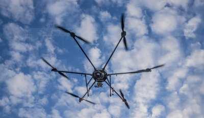 Drona FAE 2000 Hexa - DAEDALUS