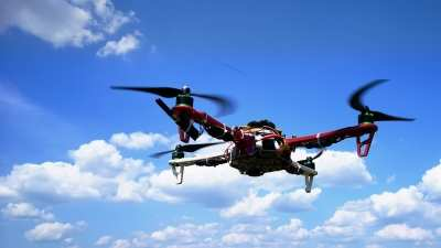 Drona FAE 450 Quad - SHURIKEN