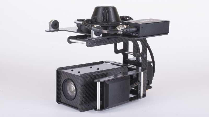 USG-301 Gimbal drona Stabilizat pe 3 axe