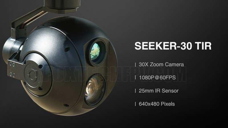 FOXTECH SEEKER-30 TIR 30X