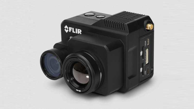 Camera termala HD Dual Sensor FLIR Duo Pro R