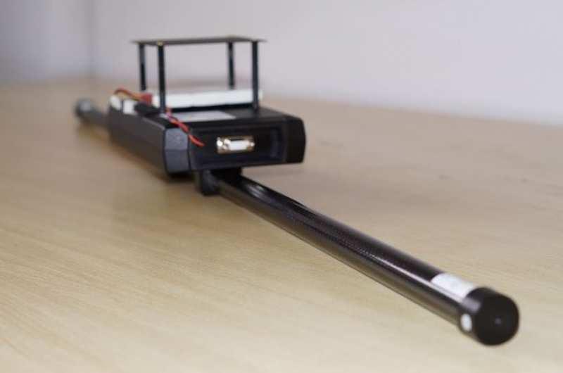 MagDrone R3 magnetometer