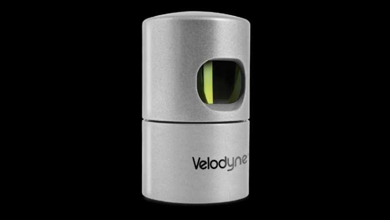 Sensor VelodyneLIDAR HDL-32E