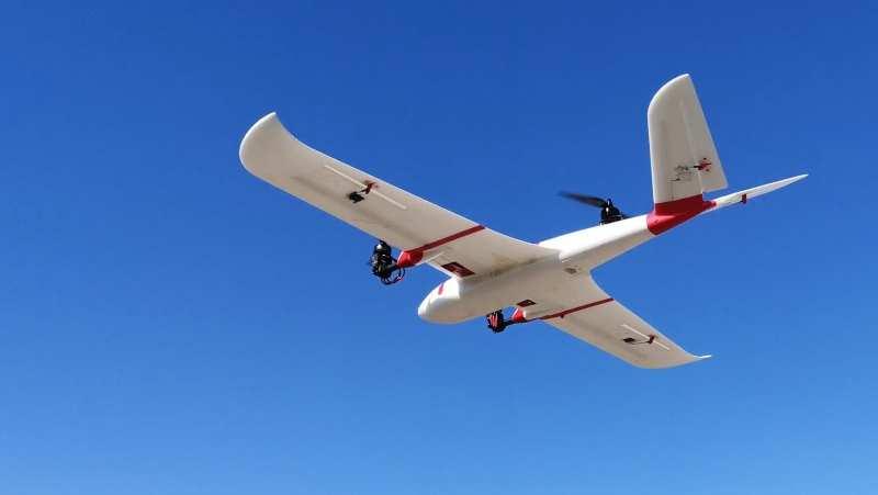 FAE VTOL COLIBRI DRONE